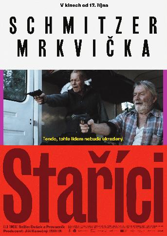 STAŘÍCI | Moje kino LIVE