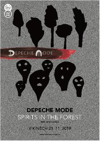 Depeche Mode: SPIRITS in the Forest (koncert)