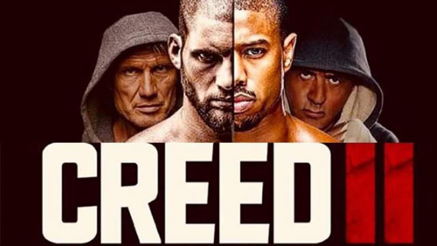 FILM PLNÝ BOXU CREED II