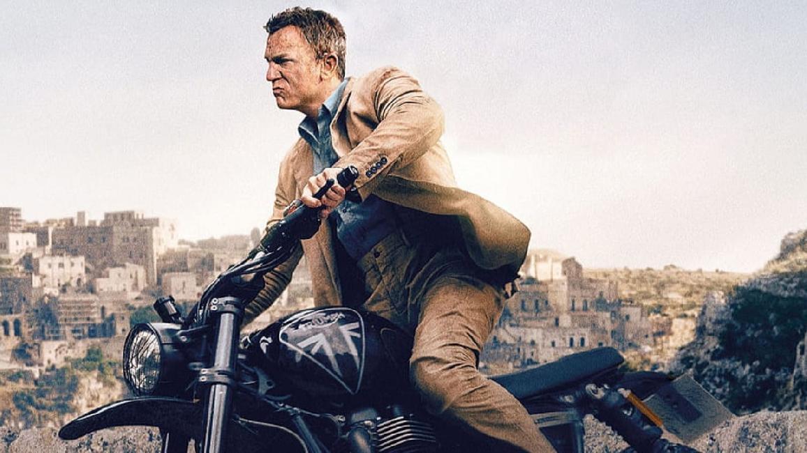 James Bond 007  NENÍ ČAS ZEMŘÍT